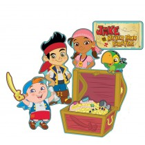 Make Your Own™ Jake and the Never Land Pirates Stickers