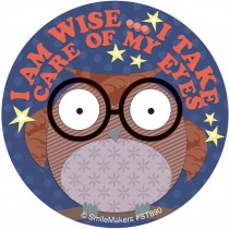 Wise Owl Eyecare Stickers