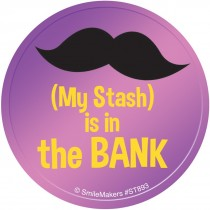 Stash in the Bank Stickers