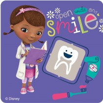 Doc McStuffins: Time for Smiles Stickers