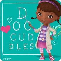 Doc McStuffins: School of Eyecare Stickers