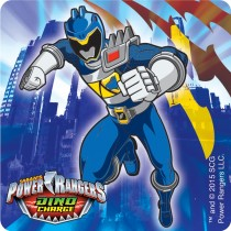 Power Rangers Dino Charge Stickers
