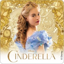 Cinderella Movie Stickers