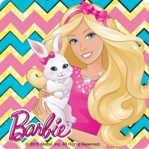 Barbie Easter Stickers