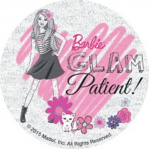 Barbie Patient Stickers