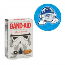 Star Wars Bandage and Sticker Bundle