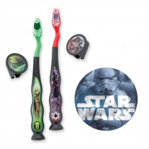 Star Wars Toothbrush & Sticker Bundle