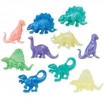 Pearlized Stretchy Dinosaurs