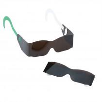 Pediatric Paper Temple Dilation Glasses