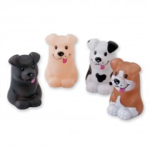 Happy Dog Finger Puppets