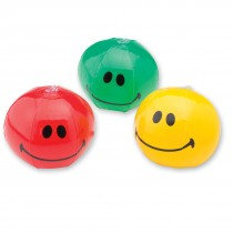 Mini Smiley Beach Balls