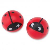 Ladybug Stress Balls