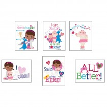 Doc McStuffins Temporary Tattoos