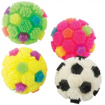 Puffy Soccer Balls