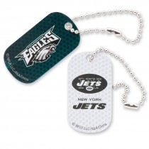 NFL Dog Tags