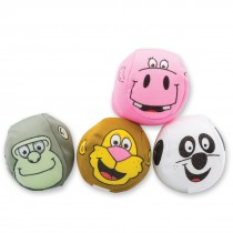 Foam Zoo Animal Soaker Balls