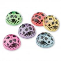 Glitter Ladybug Poppers