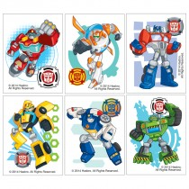 Transformers Rescue Bots Tattoos