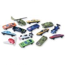 Assorted Die Cast Vehicles