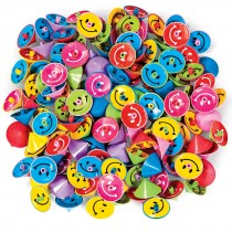 Mini Smiley Spin Tops