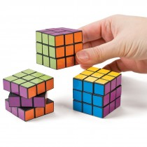 Color Puzzle Cubes
