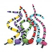 Plush Snakes