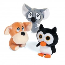 Plush Big Eye Animals