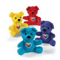 Plush Autism Awareness Bears