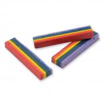 Rainbow Brick Crayons