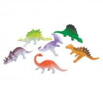 Plastic Dino Figurines