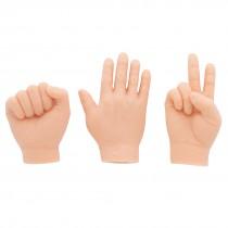 Rock Paper Scissors Finger Puppets
