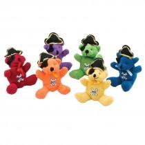 Plush Teddy Bear Pirates