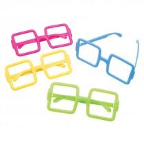 Neon Square Frames