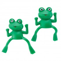 Fun Frog Finger Puppets