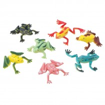 Mini Vinyl Frogs