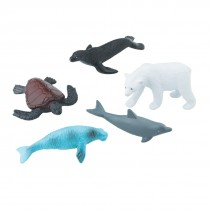 Arctic Ocean Animal Figurines