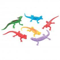 Large Neon Lizards