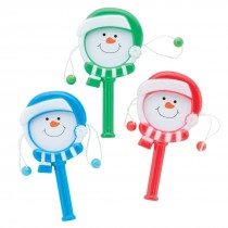 Snowman Hand Drums
