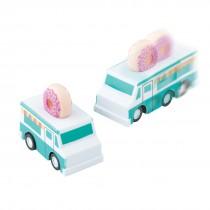 Donut Pullback Trucks