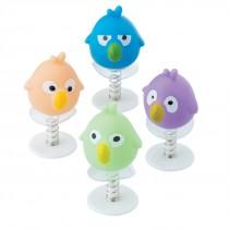 Crazy Bird Pop-ups