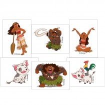Moana Movie Temporary Tattoos