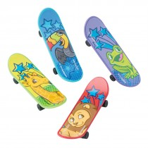 Jungle Friends Mini Skateboards