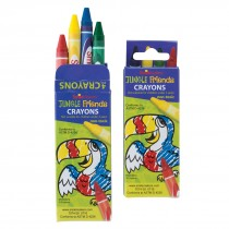 Jungle Friends Crayons