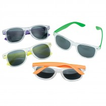 Neon and Clear Shades