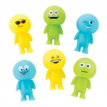 Emoji Rubber Characters