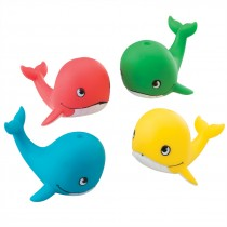 Colorful Whale Squirters