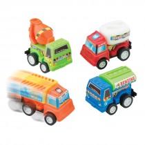 Construction Pullback Trucks