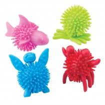 Spike Sea Life Characters