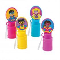 Superhero Girl Bubbles