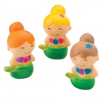 Mini Mermaid Stress Toys